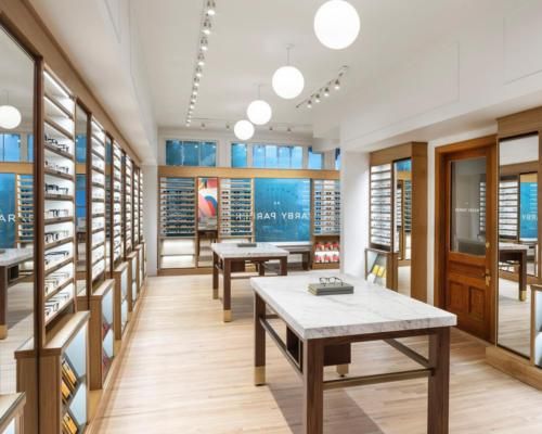 Warby Parker - Retail Store